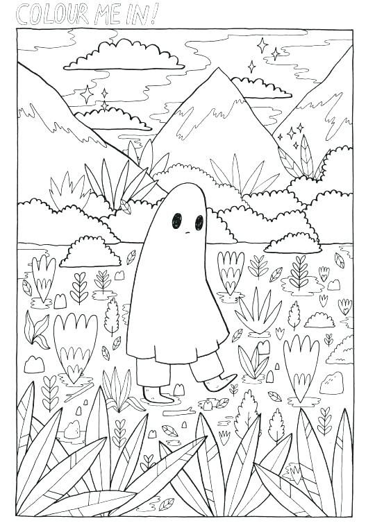 image result for aesthetic coloring pages cartoon coloring