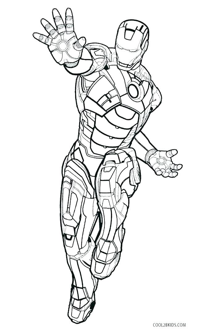 iron man 2 coloring pages at getdrawings free for