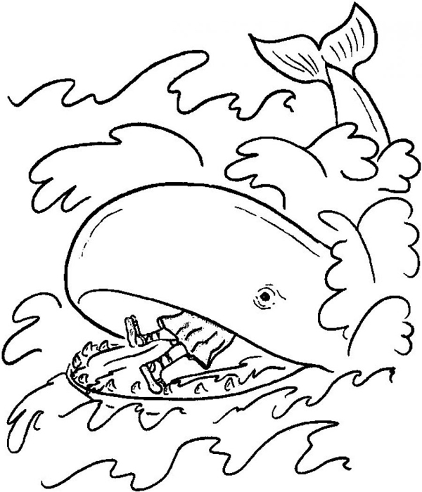 jonah free printable coloring pages for kids