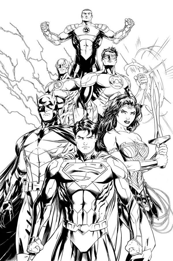 justice league coloring pages ausmalen ausmalbilder und