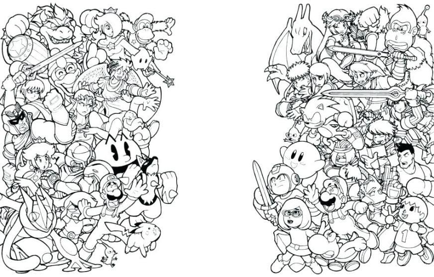 kir characters coloring pages berbagi ilmu belajar bersama