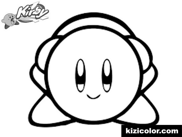 kir picture headphone kizi free coloring pages for