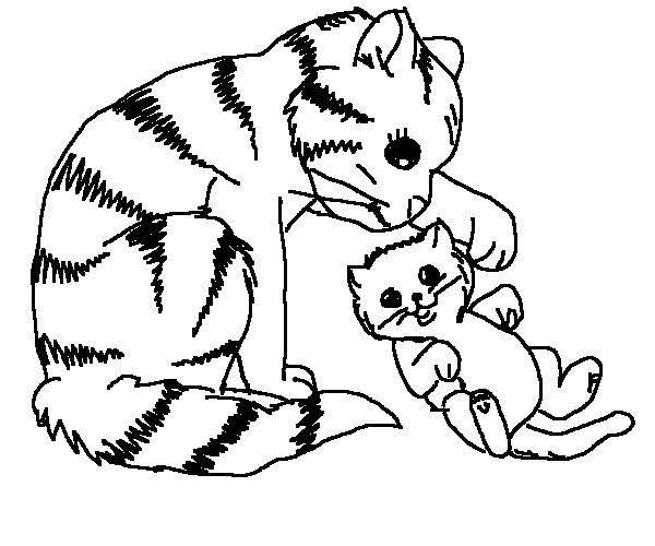 kitten coloering pages kitten coloring pages 11 puppy