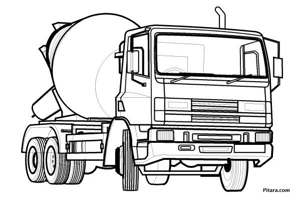 land transportation coloring pages pitara kids network