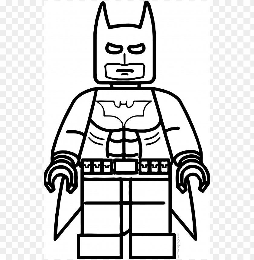 lego batman coloring pages color png image with transparent