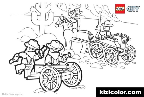 lego city pages robbers kizi free coloring pages for