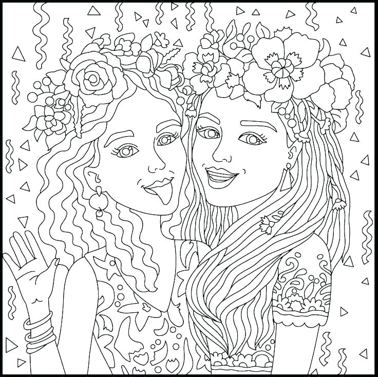 Friendship Coloring Sheets Www.robertdee.org