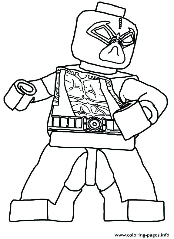 lego marvel superheroes coloring pages at getdrawings