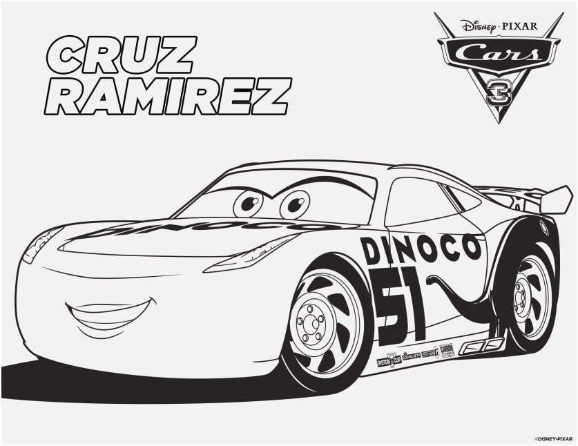 lightning mcqueen coloring page free pics cars 3 coloring