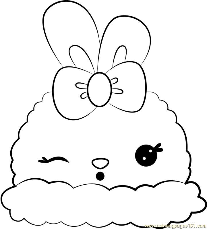 lisa lemon coloring page free num noms coloring pages