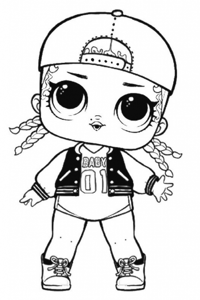 lol dolls and accessories coloring pages collection fun