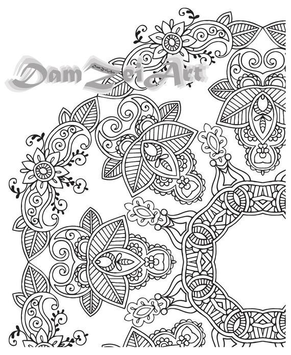 mandala coloring pages printable pdf blank mandala designs to print and color adult coloring coloring sheet