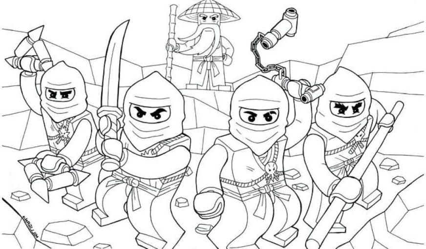 mandala ninjago schn free printable ninja coloring pages