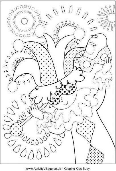 mardi gras coloring pages mardi gras karneval handwerk