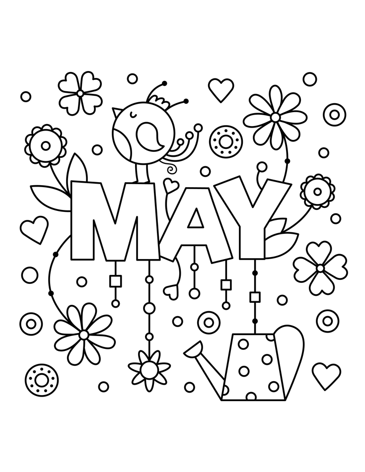 may coloring pages muster vorlagen malvorlagen alphabet