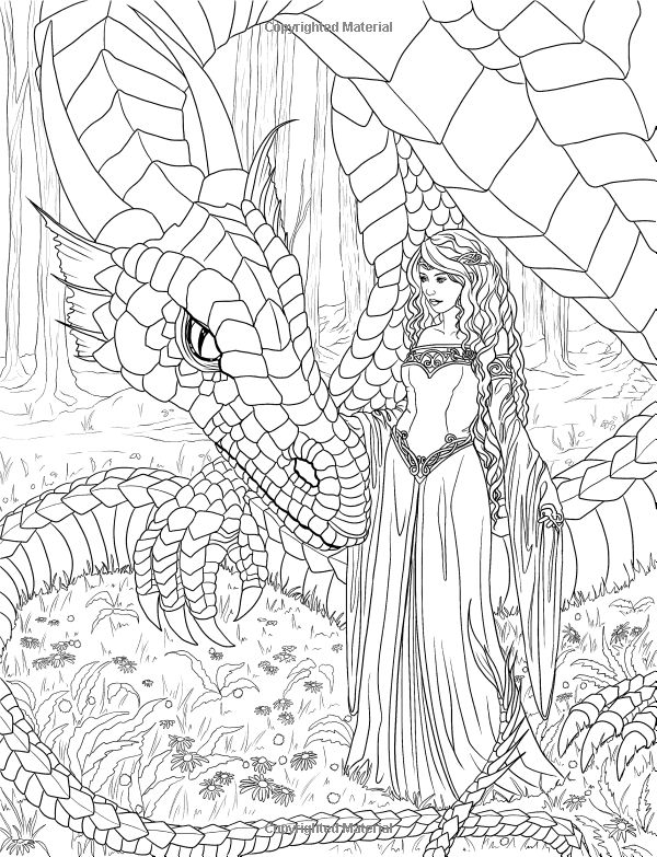 Mermaid Coloring Pages For Adults Idea - Whitesbelfast