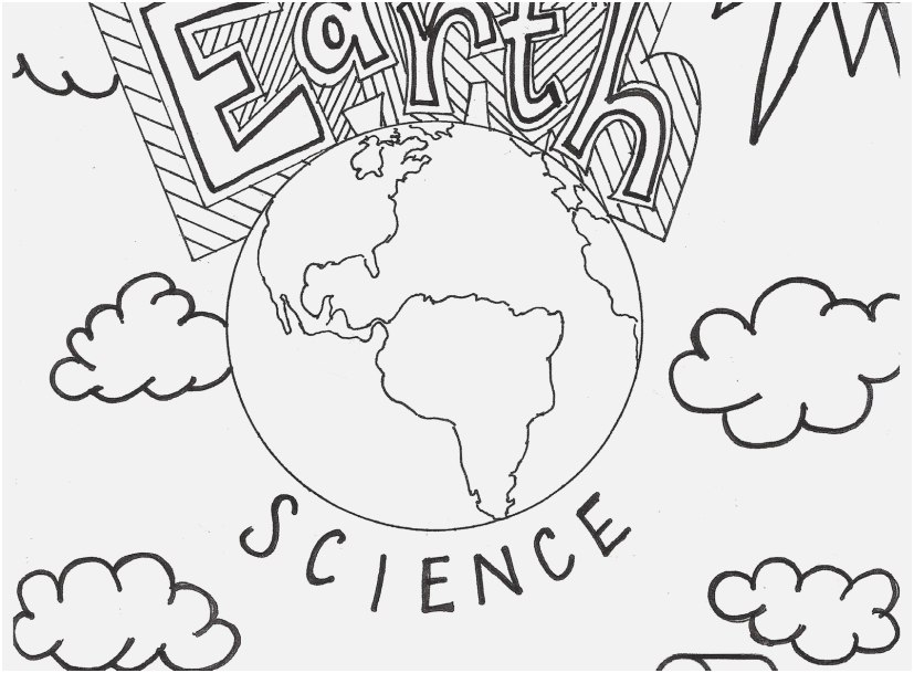 middle school coloring pages footage earth science coloring