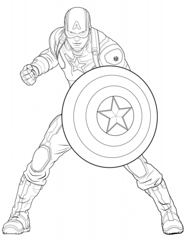 minion captain america coloring pages archives