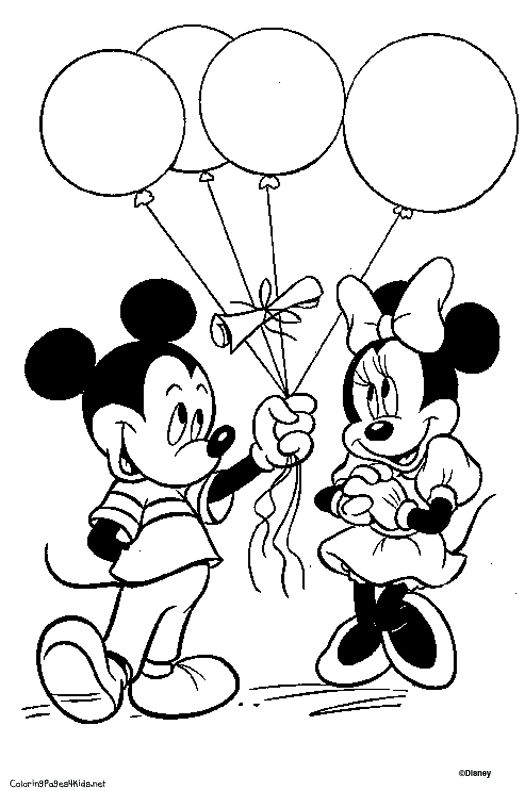 minnie mouse coloring pages 2 party planning ideas