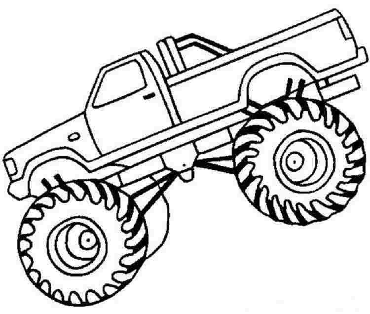 monster truck coloring pages pdf online grave digger truck