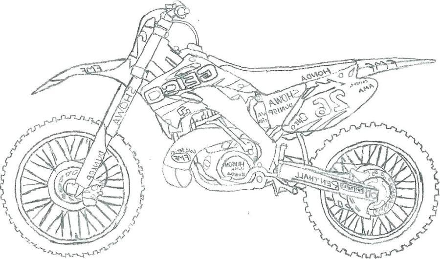 motocross coloring pages dancekicks