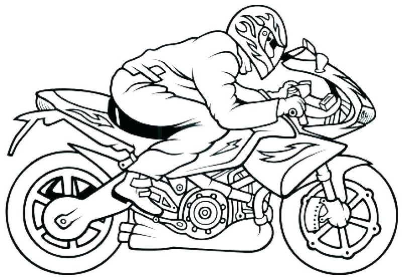 - Motorcycle Coloring Pages Ideas - Whitesbelfast
