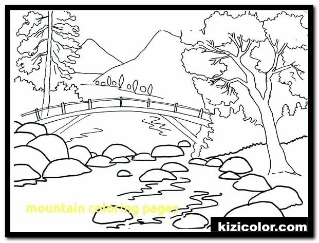 mountain coloring pages 11 kizi free coloring pages for