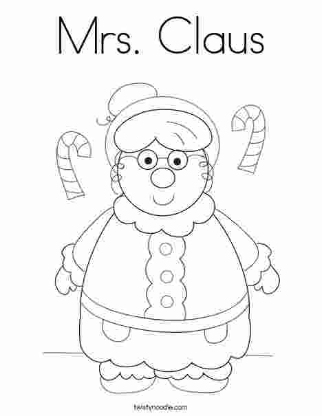 Santa Claus Coloring Pages Gallery - Whitesbelfast