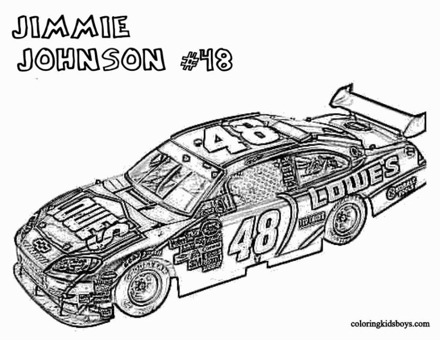 nascar coloring page in 2019 cars coloring pages sports