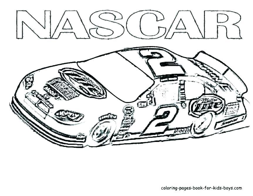 nascar coloring pages race car free racing upwayxyz