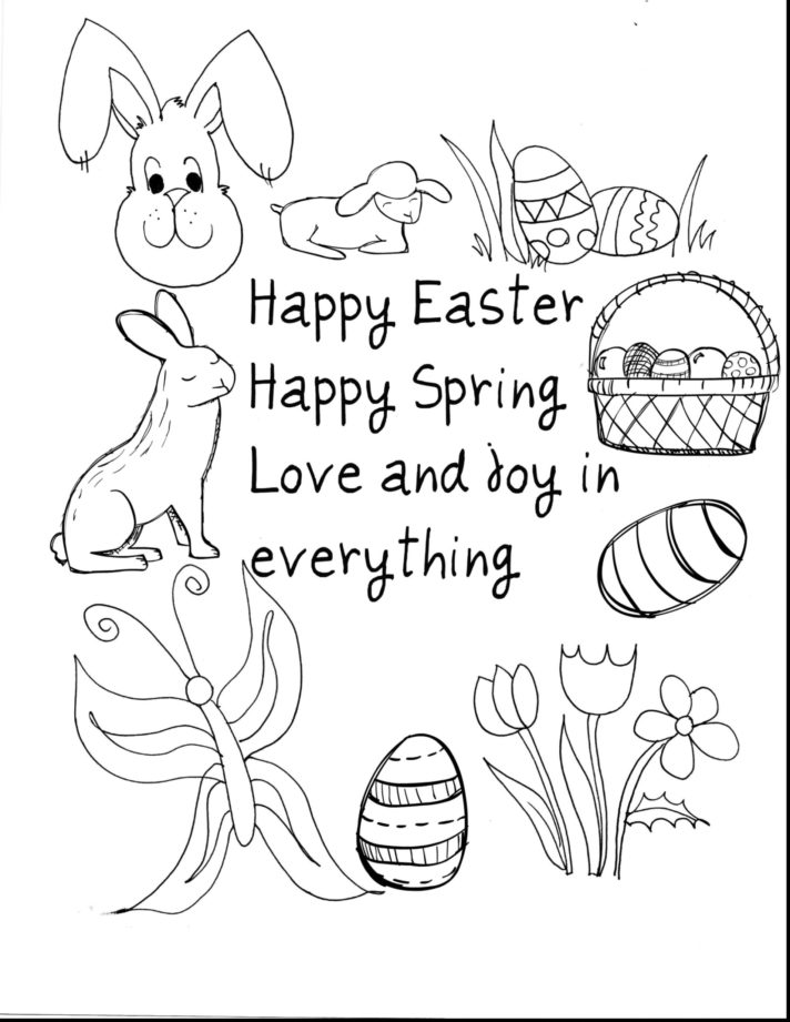 new coloring pages 33 most superb easter images imagination