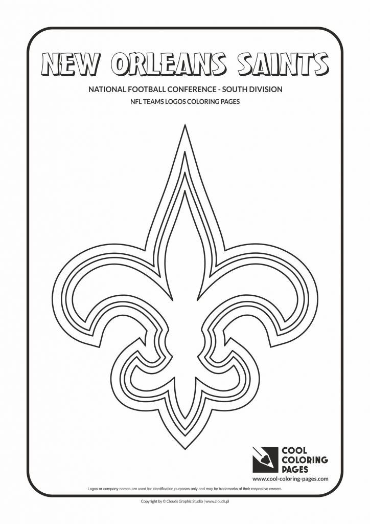 nfl coloring pages logo buyneopoints
