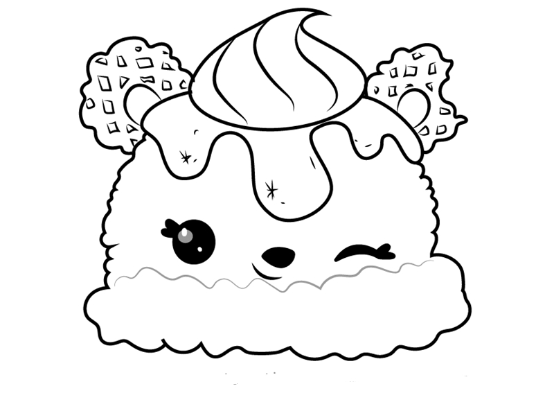 num nom coloring pages collection fun for kids