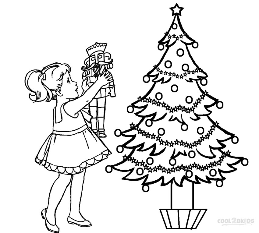 nutcracker coloring pages to print pusat hobi