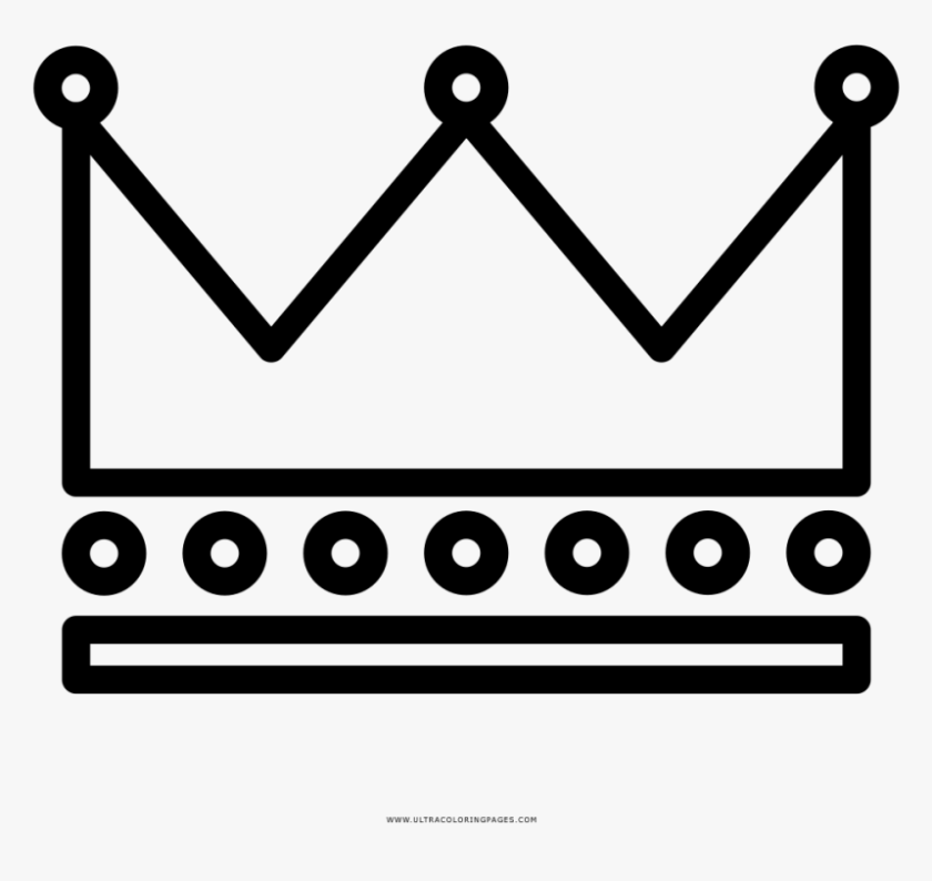 opulent crown coloring page ultra coloring pages hd png