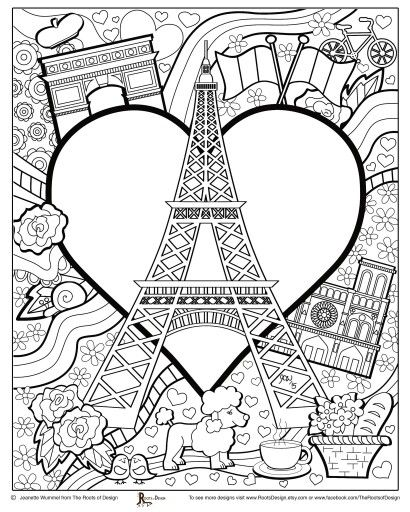 paris coloring pages i watch coloring pages printable