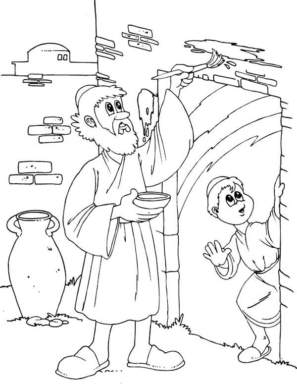 passover coloring pages at getdrawings free for