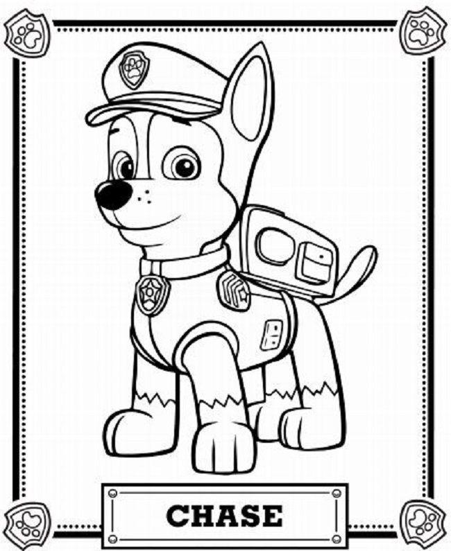 paw patrol coloring pages paw patrol ausmalbilder