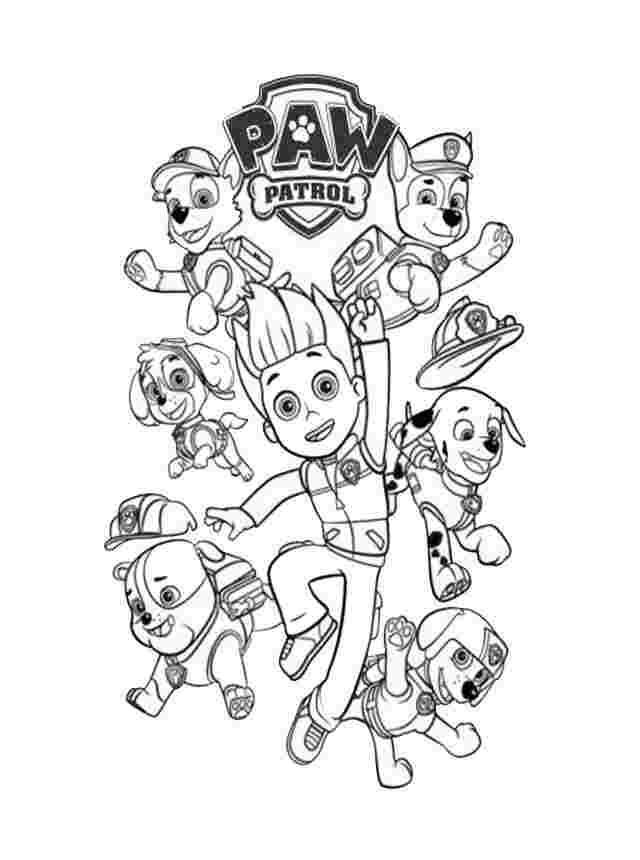 paw patrol pirate coloring pages paw patrol halloween party