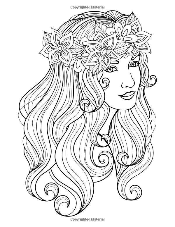 people coloring pages for adults at getdrawings free
