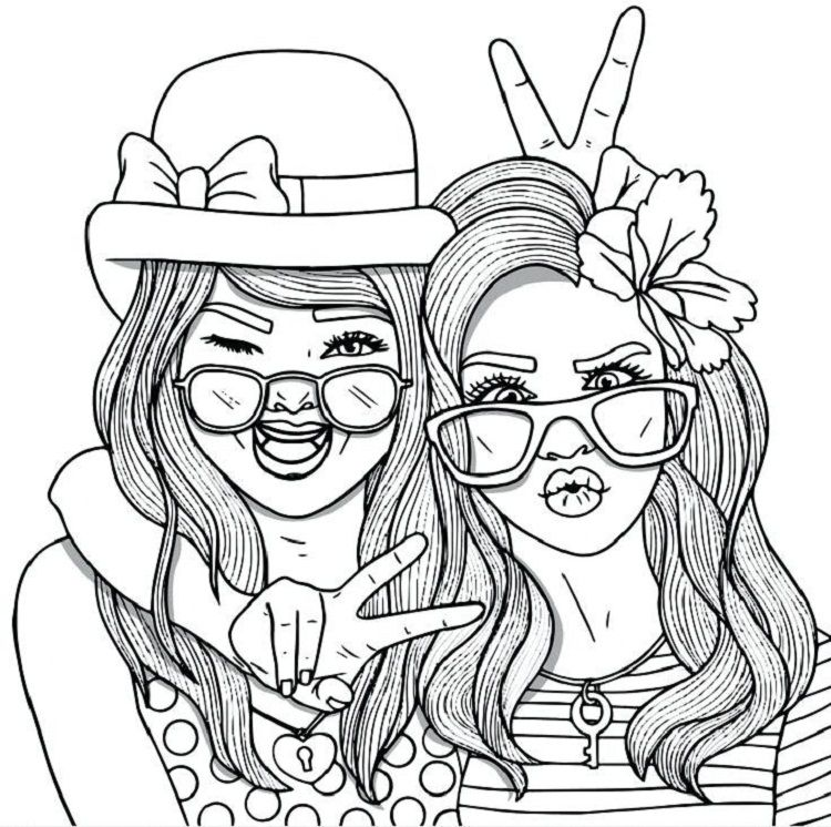 people coloring pages free printable people coloring pages