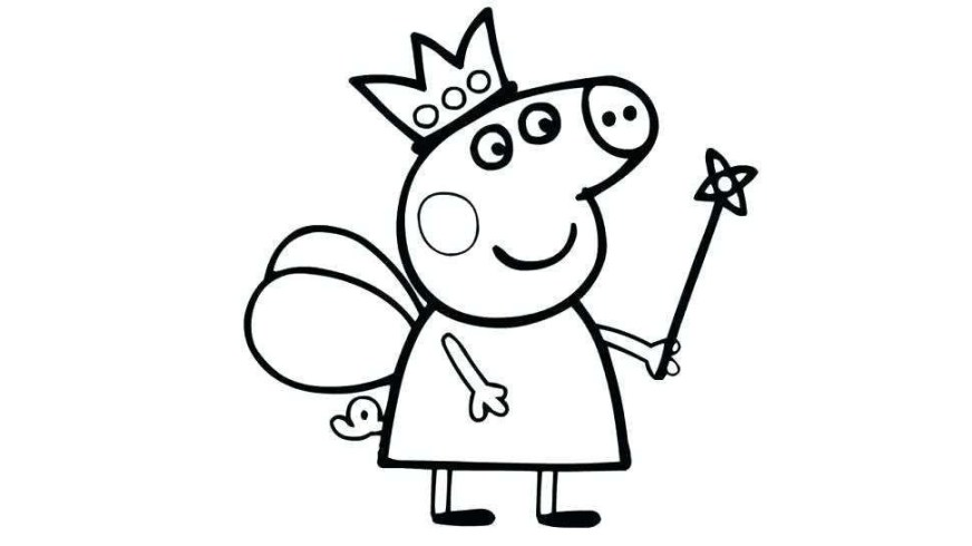 peppa wutz schn peppa coloring pages unique peppa pig