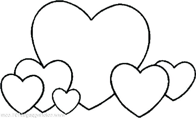 picture of heart coloring page hottestnews