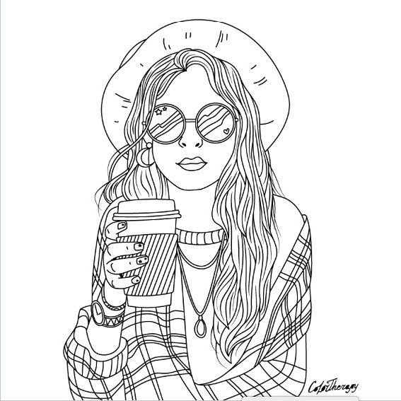 pin bec england on art people coloring pages cute