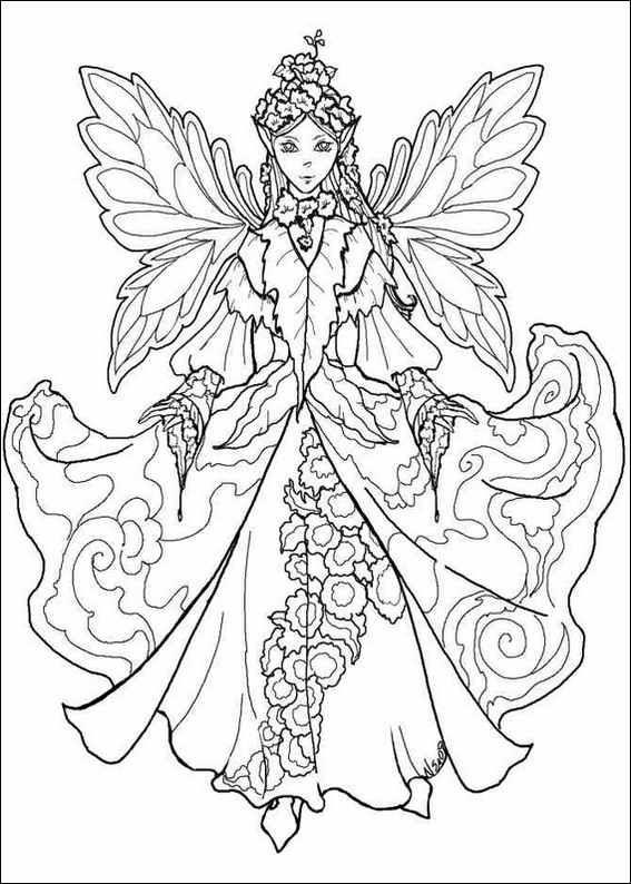 pin poohja paro on malvorlagen fairy coloring pages