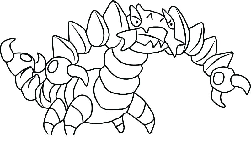 pokemon coloring page pages eeveelutions mega full size of