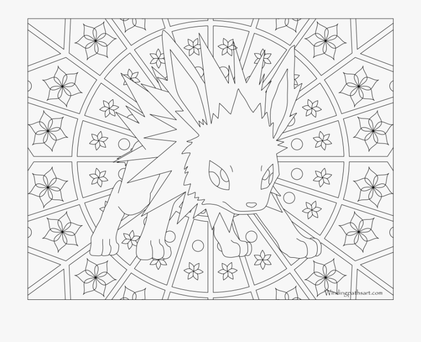 pokemon coloring pages images pokemon detailed coloring