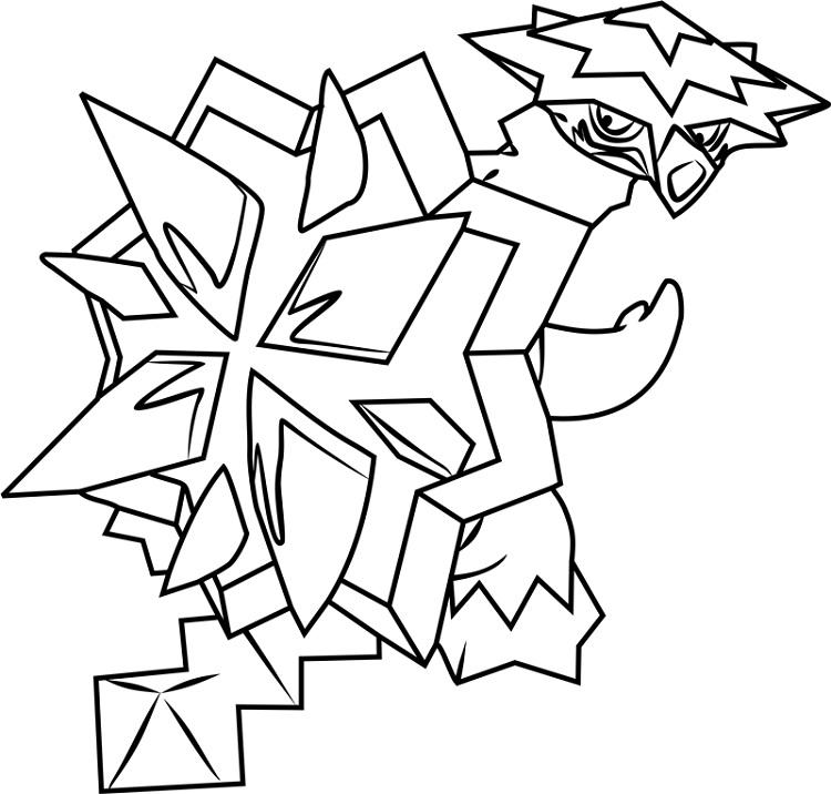 pokemon coloring pages sun and moon fun for kids