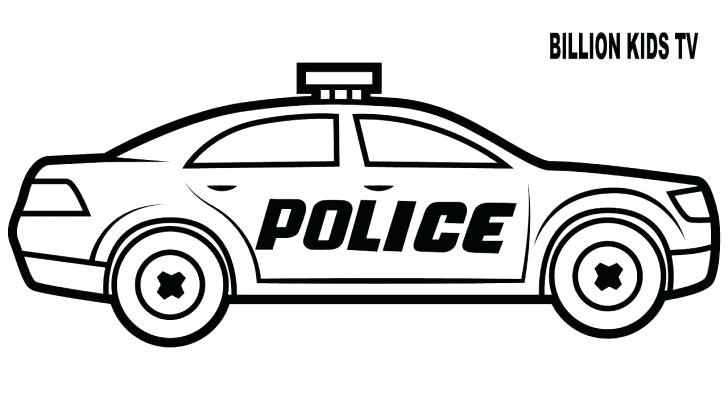 police car coloring pages siirthaber