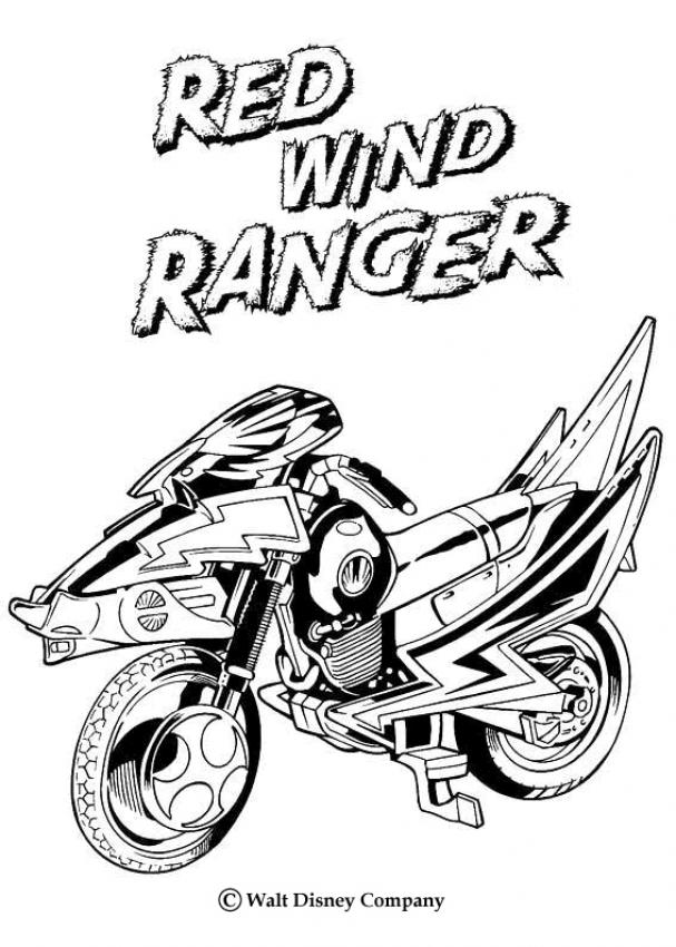 power rangers in combat coloring pages hellokids